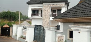Beautiful 5 Bedroom Duplex with a Bq in a Serene & Secure Neighborhood, Gra, Enugu, Enugu, Detached Duplex for Sale