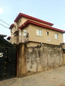 Block of Flats (4 Numbers of 2 Bedroom Flat & a Mini Flat), Oriola Street, Alapere, Ketu, Lagos, Block of Flats for Sale