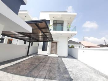 5 Bedroom Detached Duplex with a Room Bq, Canal West Estate, Osapa, Lekki, Lagos, House for Sale