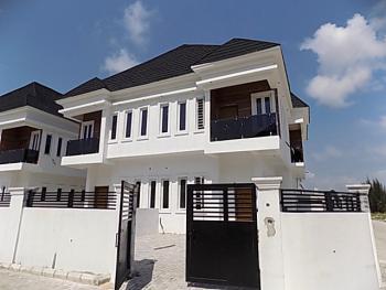 Tastefully Finished 4 Bedroom Semi Detached Duplex with Bq+24hrs Power, Beside Vgc Estate, Lekki Phase 2, Lekki, Lagos, Semi-detached Duplex for Sale
