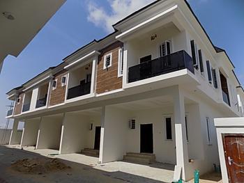 Tastefully Finished 4 Bedroom Terraced Duplex with 24 Hours Power, Beside Vgc Estate, Lekki Phase 2, Lekki, Lagos, Terraced Duplex for Sale