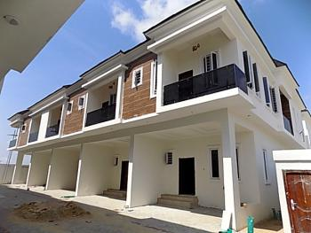 Luxury 3 Bedroom Terraced Duplex with 24 Hours Power, Beside Vgc Estate, Lekki Phase 2, Lekki, Lagos, Terraced Duplex for Sale