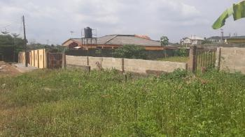 1100sm Land Fenced and Gated, Oluyole Estate Extension, Ibadan, Oyo, Residential Land for Sale