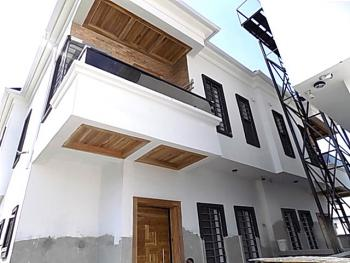 Tastefully Finished 4 Bedroom Semi-detached Duplex with Bq, By 2nd Toll  Gate, Lekki Expressway, Lekki, Lagos, Semi-detached Duplex for Sale