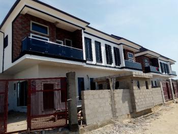 Newly Built 4 Bedroom Semi Detached House in a Mini Estate., Off Orchid Road, Ikota, Lekki, Lagos, Semi-detached Duplex for Sale