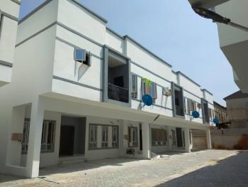 Newly Built 4 Bedroom Terraced Duplex, Orchid Road, Lafiaji, Lekki, Lagos, Terraced Duplex for Rent