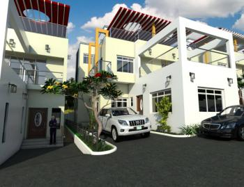 Newly Built 6 Units of 5 Bedroom Duplex, Asokoro District, Abuja, Block of Flats for Sale