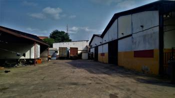 47,000 Sqft Warehouse Exclusive Compound, Oregun Industrial Estate, Oregun, Ikeja, Lagos, Warehouse for Rent