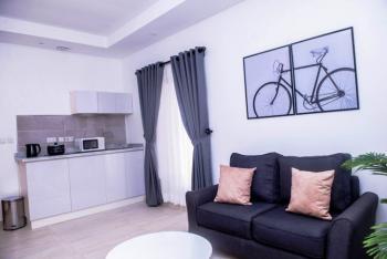 1 Bedroom Apartment, Off Pinnock Beach, Osapa, Lekki, Lagos, Mini Flat Short Let