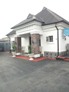 Ambassadorial and Tastefully Finished 4 Bedroom Detached Bungalow, Ogbogoro/ Off Adageorge, Port Harcourt, Rivers, Detached Bungalow for Sale
