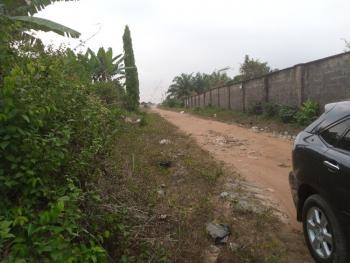 Full Plot of Land (100ft X 100ft), Oghobi Community Along Sapele Road, Benin, Oredo, Edo, Mixed-use Land for Sale
