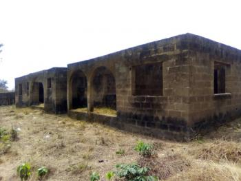 Uncompleted Twin Terraced Bungalow, Stallion Close, Alase Jenriyin, Ibadan, Oyo, Terraced Bungalow for Sale