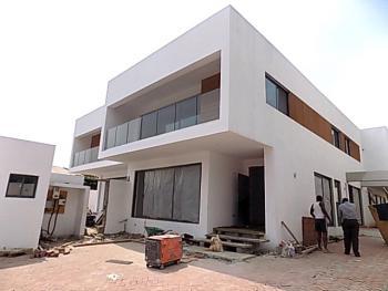 Luxury Spacious 4 Bedroom Semi Detached Duplex with 2 Rooms Bq, Lekki Phase 1, Lekki, Lagos, Semi-detached Duplex for Sale