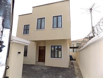 Luxury 3 Bedroom Fully Detached  Duplex with Bq, Lekki Phase 1, Lekki, Lagos, Detached Duplex for Sale