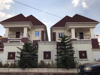 Twin 4 Bedroom Duplex with State of The Art Finishing, Enugu, Enugu, Detached Duplex for Sale