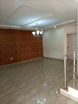 Luxury 3 Bedroom Terrace Duplex, Orchid Road By Second Toll Gate, Lafiaji, Lekki, Lagos, Terraced Duplex for Rent