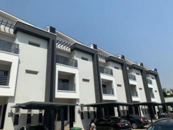 5 Bedrooms Terraced Duplex with Bq, Jabi, Abuja, Terraced Duplex for Sale