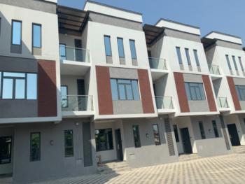 5 Bedroom Terrace Duplex with Bq, Jabi, Abuja, Terraced Duplex for Sale