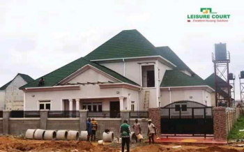 Plots of Land, Leisure Court, Airport Road, Sabon Lugbe, Lugbe District, Abuja, Residential Land for Sale