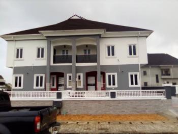 Luxury 4 Bedroom Semi Detached Duplex House, Peace Garden Estate in Between Emperor Estate, Sangotedo, Ajah, Lagos, Semi-detached Duplex for Rent
