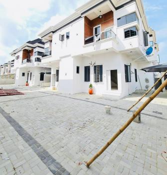 4 Bedroom Semi Detached Duplex + Bq, Chevron Toll Oral Estate, Ikota, Lekki, Lagos, Semi-detached Duplex for Sale