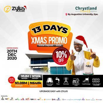 Prime Plot of Estate Land on Good Location - Chrystland 2, Near Augustine University, Epe, Lagos, Residential Land for Sale