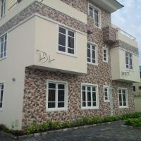 Brand New Serviced 3-bedroom Flat With Bq In Ikate    , Ikate Elegushi, Lekki, Lagos, 3 Bedroom, 4 Toilets, 3 Baths Flat / Apartment For Rent