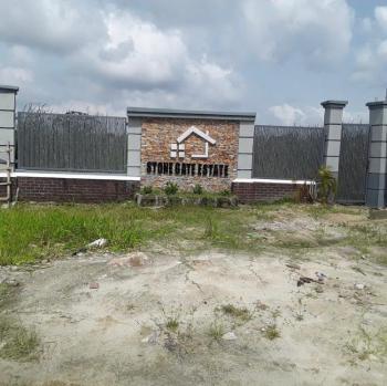 a Plot of Land, Stone Gate Estate, Sangotedo, Ajah, Lagos, Residential Land for Sale