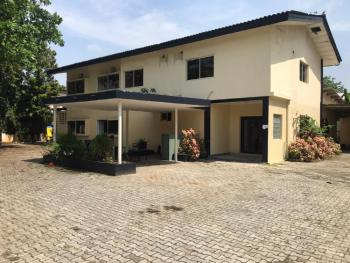Stand Alone 8 Bedroom Duplex on a 2000 Square Meters Land Area, Behind Law School, Victoria Island (vi), Lagos, Detached Duplex for Rent