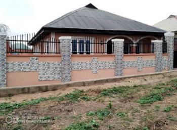 Newly Built 3 Bedroom Bungalow, Olodo Area, Ibadan, Oyo, Detached Bungalow for Sale
