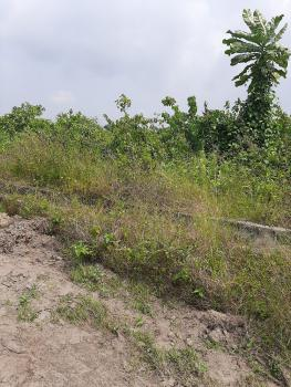 Land Measuring 2100 Square Meters, Ajayi Apata, Sangotedo, Ajah, Lagos, Residential Land for Sale