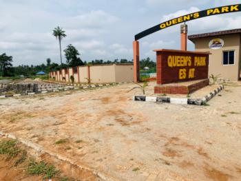 Available Plots of Land in an Estate Ready for Building and Allocation, Queens Park Estate 2, Mowe Ofada, Ogun, Residential Land for Sale