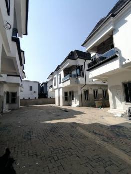 5 Bedroom Semi Detached with Bq, Chevron, Lekki, Lagos, Semi-detached Bungalow for Sale