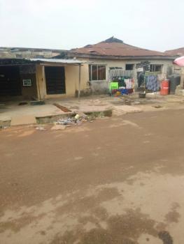 Land with Bungalow, Eyinogun Street, Mafoluku, Oshodi, Lagos, Residential Land for Sale