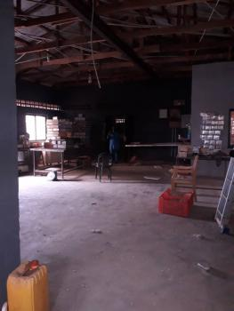a Warehouse on a Full Plot of Land on a Tarred Road, Off College Road, Ogba, Ikeja, Lagos, Warehouse for Rent