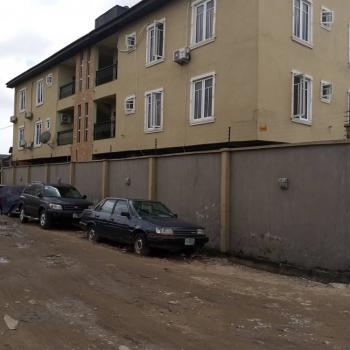 6 Flats ( 4 Units of 3 Bedroom + 2 Units of 2 Bedroom) All Flats with Bq Each, Humani, Shomolu, Lagos, Block of Flats for Sale