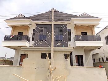 Tastefully Finished 4 Bedroom Semi Detached Duplex with Bq, 2nd Toll Gate, Lekki, Lagos, Semi-detached Duplex for Sale