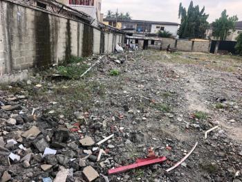 a Land Measuring  1350 Sqm Fenced, Alaka Estate, Alaka, Surulere, Lagos, Mixed-use Land for Sale