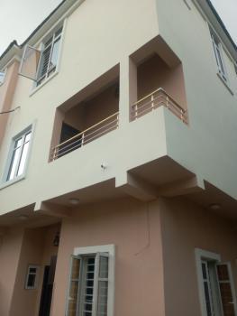 Lovely 4 Bedroom Duplex, Cluster One Estate Off Lekki County, Ikota, Lekki, Lagos, Semi-detached Duplex for Rent