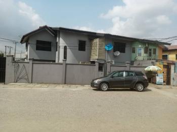 Luxury 2 Units 5 Bedroom Semi Detached Duplex on 529.069 Sqm2, Adeola Raji Avenue, Atunrase, Gbagada, Lagos, Semi-detached Duplex for Sale