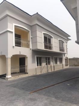 Luxury 3 Bedroom Semi Detached House with Bq, Lekki Phase 1, Lekki, Lagos, Semi-detached Duplex for Rent