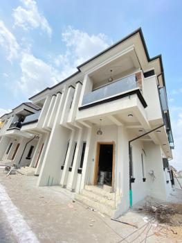 Most Spacious 4 Bedroom Super Luxury Semi Detached  Duplex with Bq, 2nd Toll Gate By Orchid Hotel Road, Lekki, Lagos, Semi-detached Duplex for Sale