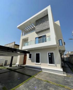 Beautiful Fully Furnished 6 Bedroom Detached House with 2 Bqs, Cinema., Lekki Phase 1, Lekki, Lagos, Detached Duplex for Sale