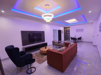 Luxurious and Spacious 2 Bedroom Apartment with Private Balcony, Off Nike Art Gallery, By Richmond Gate Estate, Ikate Elegushi, Lekki, Lagos, Flat Short Let