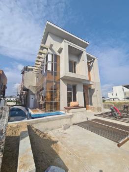 Switchless Smart 4 Bedroom Fully Detached with a Bq and Pool, Burns Vista, Off Orchid Road, 2nd Toll Gate, Lekki, Lagos, Detached Duplex for Sale