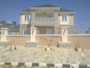 Newly Built 4 Bedrooms Detached Duplex with 2rooms Bq, Asokoro District, Abuja, Detached Duplex for Sale