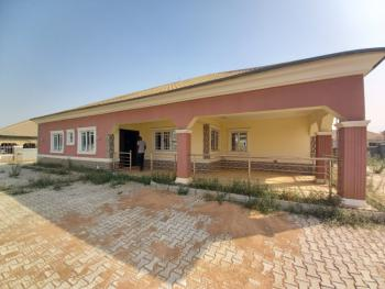 Brand New and Well Located 3 Bedroom Bungalow in an Estate, Lugbe District, Abuja, Detached Bungalow for Sale