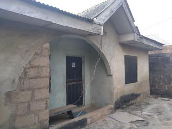 Distressed: 3 Bedroom Bungalow with Attached Mini Flat, Opomeji Bus Stop Area, Odogunyan, Ikorodu, Lagos, Detached Bungalow for Sale