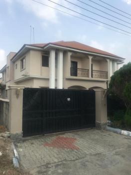 4 Bedroom Duplex with 2 Rooms Bq, Crown Estate, Sangotedo, Ajah, Lagos, Semi-detached Duplex for Rent