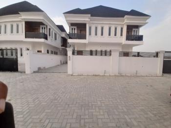Luxury 4 Bedroom Semi-detached Duplex, Inside an Estate Behide Orchid Hotel, Lekki Phase 2, Lekki, Lagos, Semi-detached Duplex for Sale